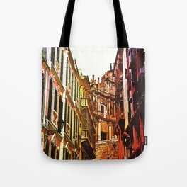 the little Macau from the LOVE ROAD Tote Bag