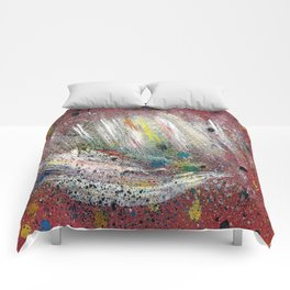 Cosmic cig5 Comforters
