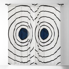 Bullseye Blackout Curtain