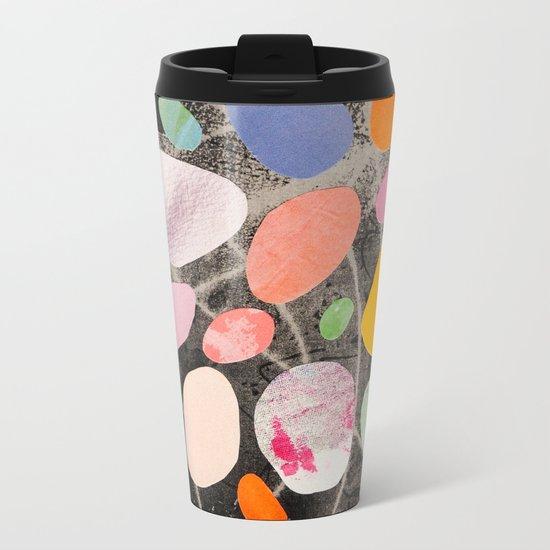 pebbles Metal Travel Mug