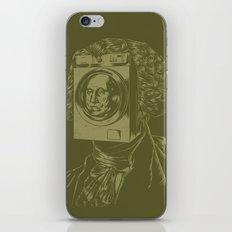 George WASHINGton Machine iPhone & iPod Skin