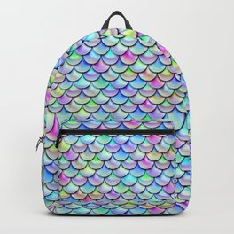 Rainbow Bubble Scales Backpack