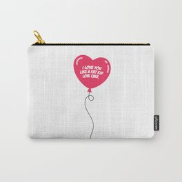 HEART BALLOON Carry-All Pouch