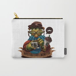Hipsterstein's Monster Carry-All Pouch