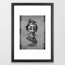 The Visionary Framed Art Print