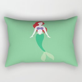 Ariel from The Little Mermaid Disney Princess Rectangular Pillow