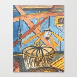 Brisvegas Canvas Print
