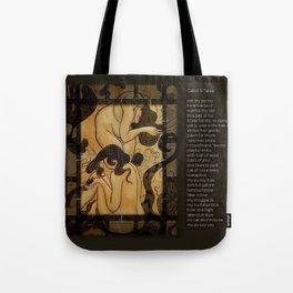 Cat of Nine Tales Tote Bag