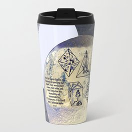 Kepler and his machinations Travel Mug