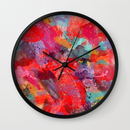 Las Cruces map New Mexico 2 Wall Clock