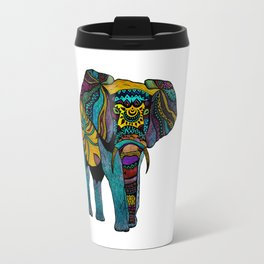 Elephant of Namibia Travel Mug