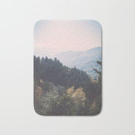 Smoky Mountains National Park Bath Mat