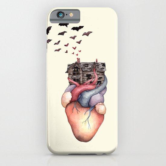 Abandoned (Vacancy Zine) iPhone & iPod Case