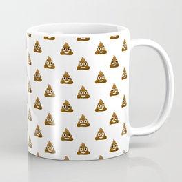 Pile of Poo Emoji Coffee Mug