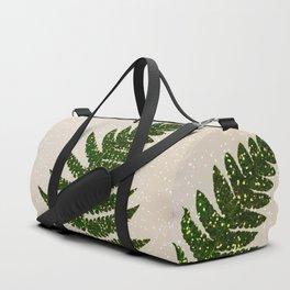 Fern leaf Duffle Bag