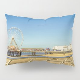 The North Pier Blackpool Pillow Sham