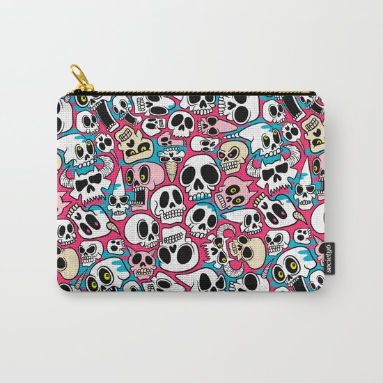 Skullz Carry-All Pouch