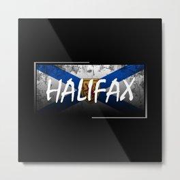 Halifax Metal Print