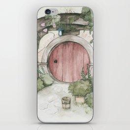 Hobbithole 3. iPhone Skin