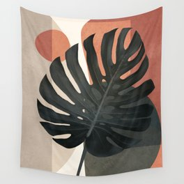 Soft Shapes VIII Wall Tapestry