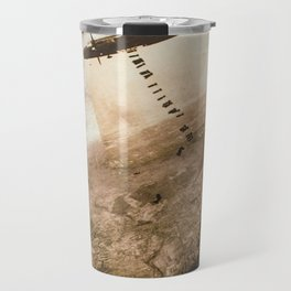 Study for Curvature  Travel Mug