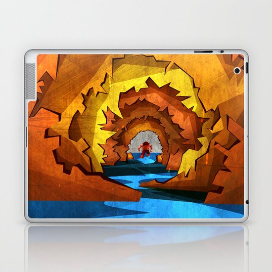 Unstoppable Laptop & iPad Skin