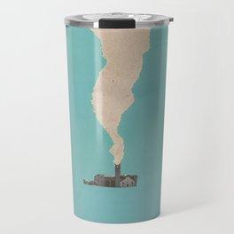 Torn Around — Smoke Travel Mug