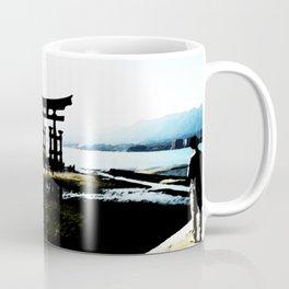The Gate of Miyajima Coffee Mug