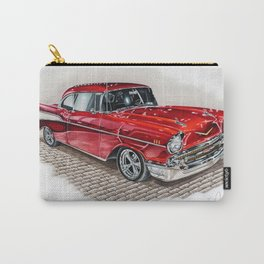 57 Chevy Carry-All Pouch
