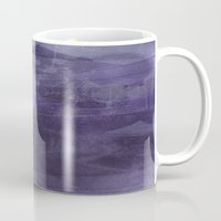 psychology Mugs featuring Ecphory by Art by Mel
