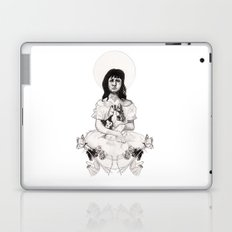 The Girl With Half a Lung Laptop & iPad Skin