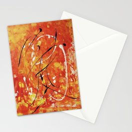 Penne at the Ballet Stationery Cards