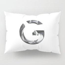 """Tao """"Letter G"""" Pillow Sham"""