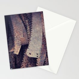 Rust 5 Stationery Cards