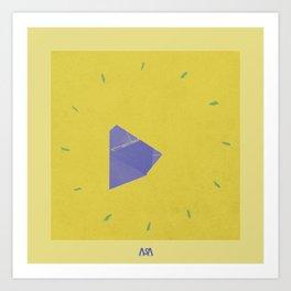 APA 004 Art Print