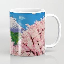 Cherry blossom beauty Coffee Mug