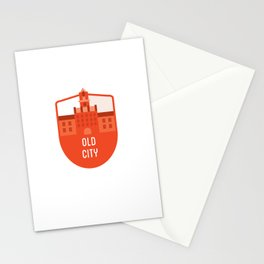 Old City - Philly Sigils Stationery Cards