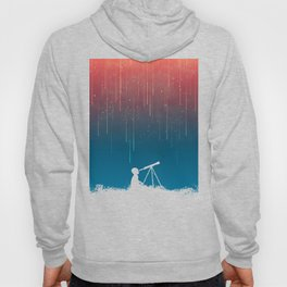 Meteor Rain (light version) Hoody