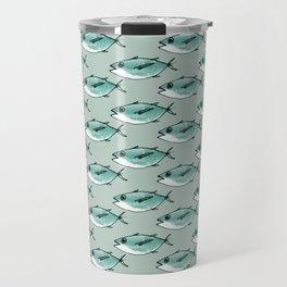 Shoal of bluefin tuna Travel Mug