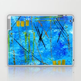 I got the blues Laptop & iPad Skin