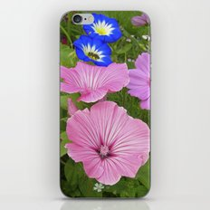 flower garden IV iPhone & iPod Skin