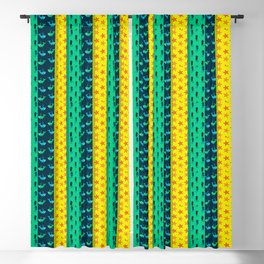 Sea Life (Pattern) Blackout Curtain