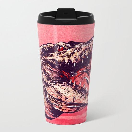 Wicked Croc Metal Travel Mug