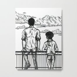 The Overlook Metal Print