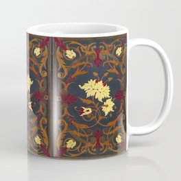 Victorian Vines Book Coffee Mug