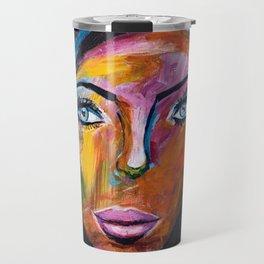 Powerful Woman Travel Mug