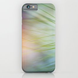 Dreaming in the Grass iPhone Case
