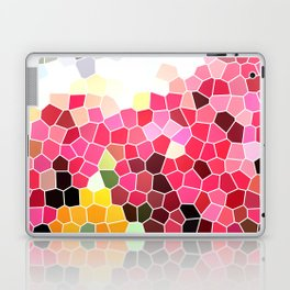 Pattern 5 - pink explosion Laptop & iPad Skin