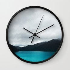 The Waters And The Wild Wall Clock