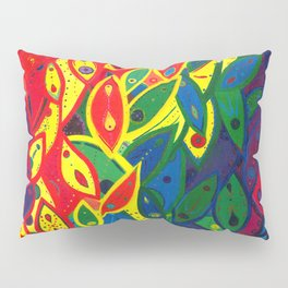 Tribute to the Decendents of the Goddex Kunta (rainbow) Pillow Sham